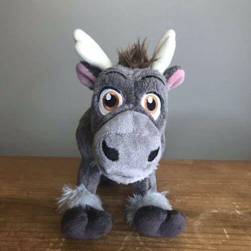 SVEN Reindeer Plush Disney Store Authentic Frozen Stuffed Animal