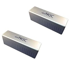 NGC Plastic Storage Box for 20 Slab Coin Holders Two Pack - $27.98