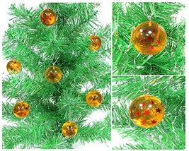 Dragon Ball Z ~ DBZ ~ Seven Piece Ornament Set Featuring The 7 Wish Gran... - $42.00