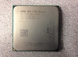 Amd AD-770KXB144JA 3.4 Gh Z Quad Core Socket FM2 Cpu Processor - $100.00