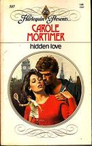 Hidden Love Carole Mortimer