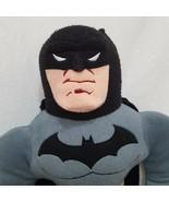 "Batman Plush Pillow Toy Doll Figure DC Comics Stuffed  24"" 2013 - $13.56"