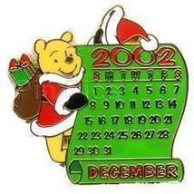 Disney Winnie the Pooh Magic Calendar Pin/Pins - $24.18
