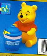 Disney Winnie The Pooh - Salt & Pepper Shaker Set - $19.34