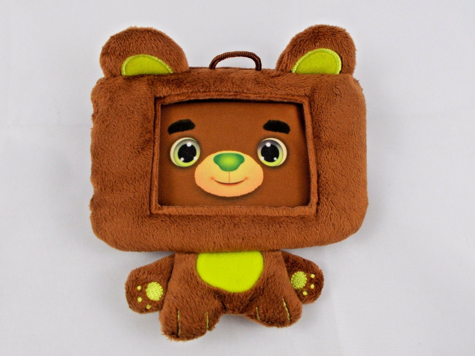 "Primary image for Infantino HappiTaps Bear Smartphone Case Protector Plush 5"" Tall Stuffed Animal"
