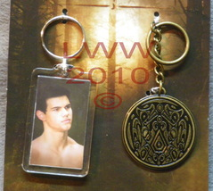 Licensed NECA Jacob Black Tattoo Twilight New Moon Key Chain - $6.25