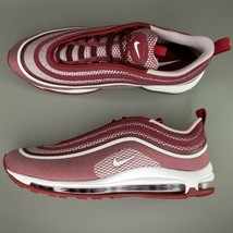 Nike Air Max 97 Ultra UL 17 Athletic Shoes Mens Size 12 Team Red White - $177.64