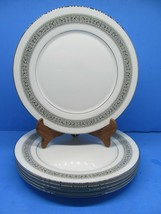 "Oxford By Lenox Filigree 10 3/4"" Dinner Plates Set Of 6 Plates - $66.93"
