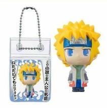 Bandai Naruto Paku Paku Figure Keychain Gashapon Minato Namikaze - $24.99
