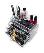OnDisplay Michelle Tiered Acrylic Cosmetic/Jewelry Organizer - $16.80