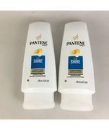 2 Pks Pantene Pro-V Ice Shine Conditioner All Day Brilliant Shine 12 oz - $39.27