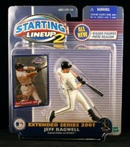 Jeff Bagwell Houston Astros MLB Starting Lineup 2 action figure NIB Hasb... - $13.36