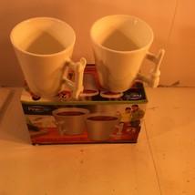 COFFEE MUG SET--SCREWDRIVER & WRENCH HANDLES--FINE LIFE--GIFT--SHIPS FRE... - $18.86