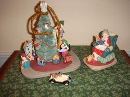 Hallmark 1997 Trimming Santa's Tree Studio Edition & Mrs. Claus's Story - $49.99