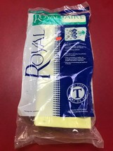"GENUINE ROYAL AIRE TYPE ""T"" VACUUM CLEANER BAGS ~ (7bags in a pack) - $10.40"