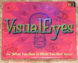 VisualEyes by Buffalo Games ~What do you see?~  - $8.99