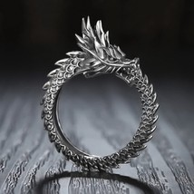Vintage   Ring  Rings Jewelry Ring Adjustable Ring Jewelry Free Size Fin... - $26.22