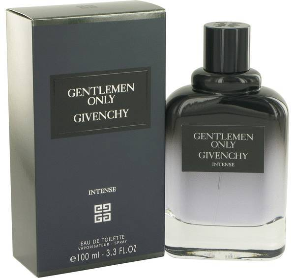 Givenchy Gentleman Only Intense 3.3 Oz Eau De Toilette Spray