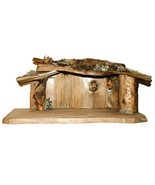 Wooden Nativity Stable - $115.00