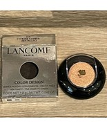 Lancome CITRINE COPPER (METALLIC) 214 Color Design Eyeshadow 100% AUTHENTIC - $21.95