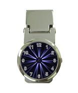 Men's Abstract Sphere Sonic Tech Money Clip Watch - $17.99