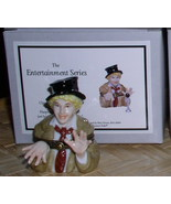 Harpo from the Marx Brothers Porcelain Hinged Box - $49.00