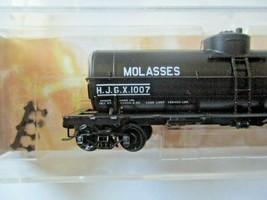 Micro-Trains # 06500186 HJ Gilbert Molasses 39'  Tank Car Car # 6 N-Scale image 2