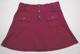Gap Kids Girls Size Large L 10 Hot Pink Stretch Skirt New - $16.82