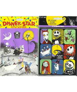 Nightmare Before Christmas 72 stickers - $19.14