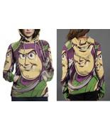 Buzz Lightyear Toy Story Character  Hoodie Fullprint Women - $43.99+