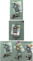 Nightmare Before Christmas Key Chanis set of 5 Offer - $32.01