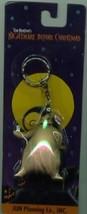 Nightmare Before Christmas Oggie Boogie carded key chain Japan Jun Planning - $14.50