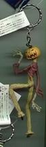 Nightmare Before Christmas Pumpkin King Jack  key chain Japan Jun Planning - $24.18