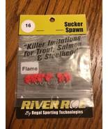 Sucker Spawn Flame #16 6pcs Ships N 24h - $6.91