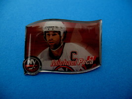 Michael Peca NHL Hockey Souvenir Lapel Hat Pin - $6.99