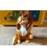 Used 1989 Wendy's Premium Toy All Good Dogs Go to Heaven Flo the Collie ... - $9.74