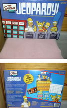 Simpsons Jeopary GAME Ship World Wide - $33.50