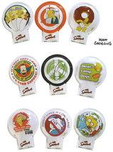 Simpsons  Krusty the clown set of 9 Tin clicker Toys - $38.69