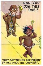 "Postcard Black Americana  ""Piccaninny Series""  #206 - $5.50"