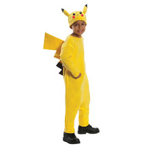 Rubies Pokemon Pikachu Child Boys Deluxe Ash Squirtle Halloween Costume ... - $39.95