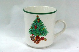 Anchor Hocking Holiday Magic Mug  #C8700/106 - $4.84
