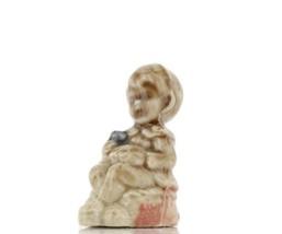 Wade Whimsies Porcelain Miniature Little Jack Horner image 1