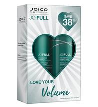 Joico JoiFull Volumizing Shampoo, Conditioner Liter Duo