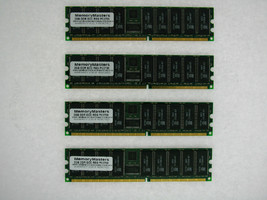 8GB 4X2GB MEMORY FOR INTEL SE7320SP2 SE7320VP2 SE7520BD2SC