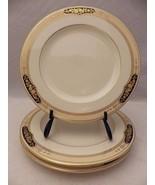 "Mikasa Crown Hall pattern - set/lot of 3 Salad plates - 8 1/4"" - #LAP20 ... - $18.76"