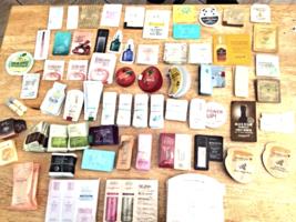 Korean Beauty Sample Lot  [80-Piece] K-Beauty Flawless Skin Essentials Skincare  - $100.00
