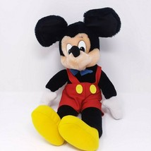 "Disney Mickey Mouse 17"" Full Body Plush Vintage Applause Stuffed Toy - $13.95"