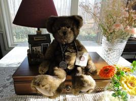 Boyds Bears 1979 2004 25 Year Anniversary Sterling Bear - $67.50