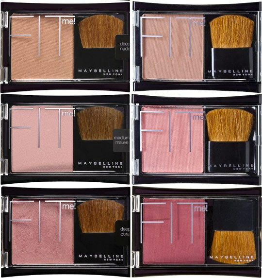 Primary image for BUY 2 GET 1 FREE (Add 3 To Cart) Maybelline Fit Me Blush & Bronzer