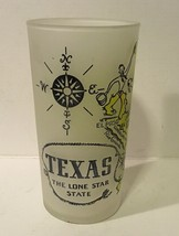 Vtg Hazel Atlas Texas Glass - $14.01